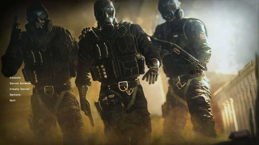 Скачать Rainbow 6 Siege  British Operators